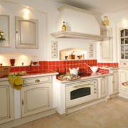 2016精美的大户型欧式厨房装修效果图鉴赏
