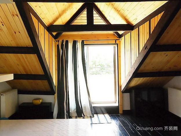 120平米现代简约风格老房改造装修效果图