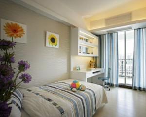 90平米欧式大户型儿童房装修效果图鉴赏实例