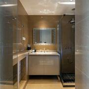 室内现代卫生间设计
