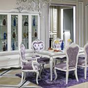 现代餐桌椅整体设计