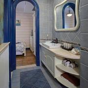 公寓浴室柜欣赏