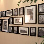 大户型宜家风格照片墙设计效果图