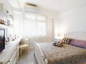 纯情田园风60平米小公寓装修效果图