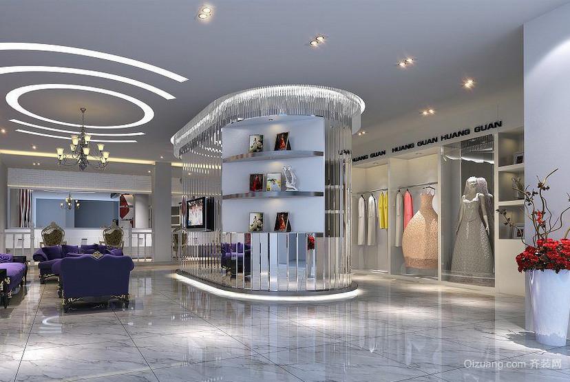米现代简约风格新房客厅装修效果图