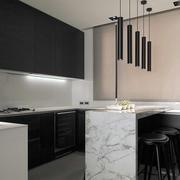后现代风格交互空间厨房装修效果图