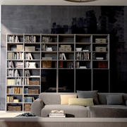 大户型精巧系列书房设计装修效果图