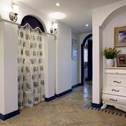 室内玄关柜装饰