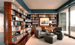 小户型宜家风格书房设计装修效果图