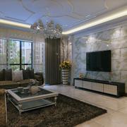 优雅的室内灯光设计