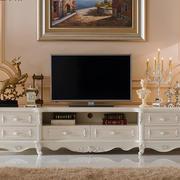 小复式楼家居客厅欧式电视柜装修效果图