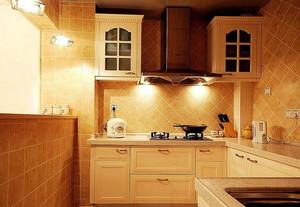 单身公寓现代风格厨房足彩导航效果图