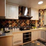 室内地中海厨房欣赏