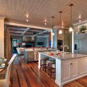现代厨房吊顶设计图