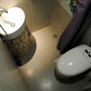 小户型3平米卫生间