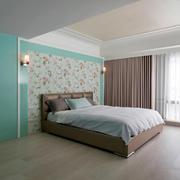 公寓田园简约卧室