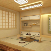 2016现代日式小户型装修榻榻米效果图欣赏