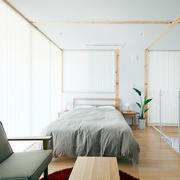 小户型素雅时尚卧室