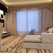 小户型简约风格客厅装饰