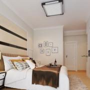120平米大户型欧式卧室背景墙装修效果图鉴赏