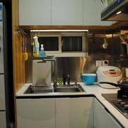 小户型厨房装饰欣赏