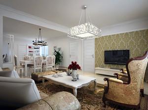 公寓客厅装饰欣赏