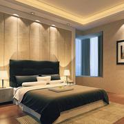 优雅的卧室灯光设计