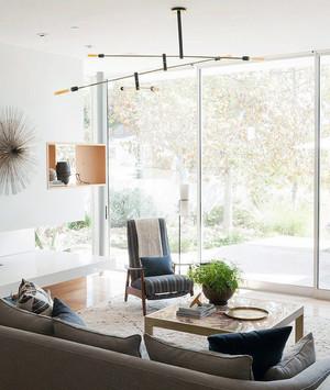 2016九十平米欧式海景别墅客厅装修设计图