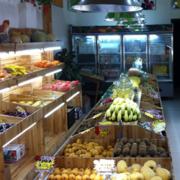 2016精美的现代都市水果店装修效果图欣赏