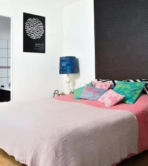 简欧田园风格90平米小公寓装修效果图