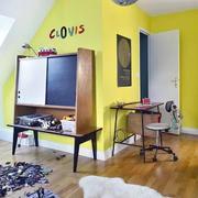 公寓客厅墙面装饰