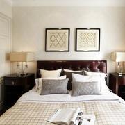 100平米房屋简欧风格卧室装饰