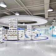 时尚小型超市装修设计效果图