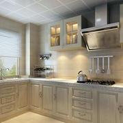 100平米房屋简欧风格厨房装饰