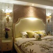 新古典素雅卧室设计
