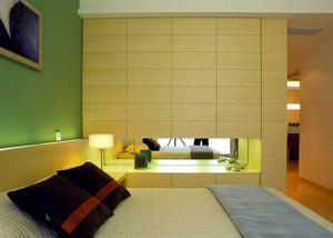 卧室唯美系列整体衣柜设计效果图