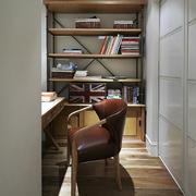 房间开放式小书房