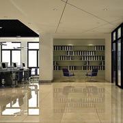 后现代风格写字楼办公室装饰