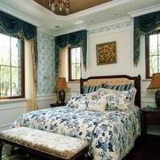农村别墅30平米美式卧室装修效果图