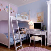 复式楼简约儿童房装饰