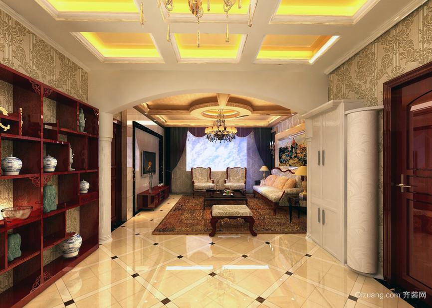 宜家现代简约小户型公寓室内装修风格效果图