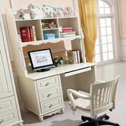 素雅120平米家居儿童房书桌效果图