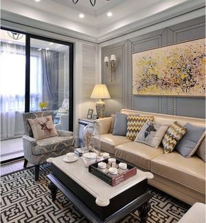房间客厅沙发背景装饰画