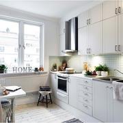 房间纯净厨房展示