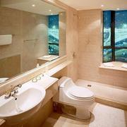120平米跃层欧式简约风格科勒卫浴装修效果图