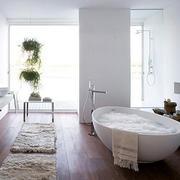 小户型北欧风格清新科勒卫浴装修效果图