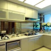 简约风格厨房效果图片