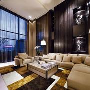 清新风格私人别墅设计装修效果图