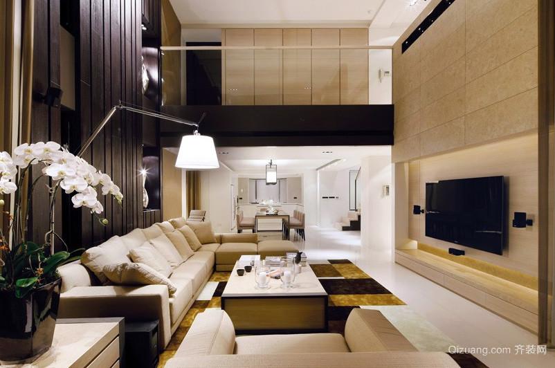 唯美系列私人别墅设计装修效果图