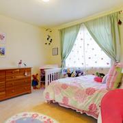 田园风格卧室设计图片
